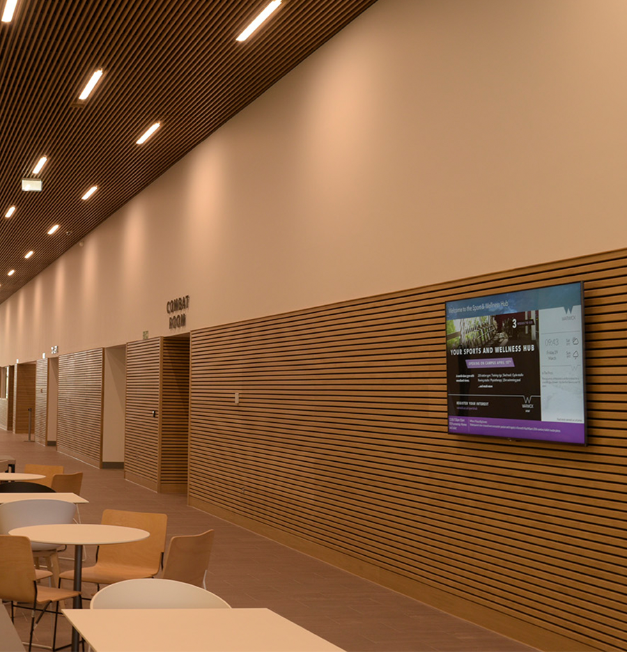 University of Warwick - Sport and Wellness Hub thumbnail