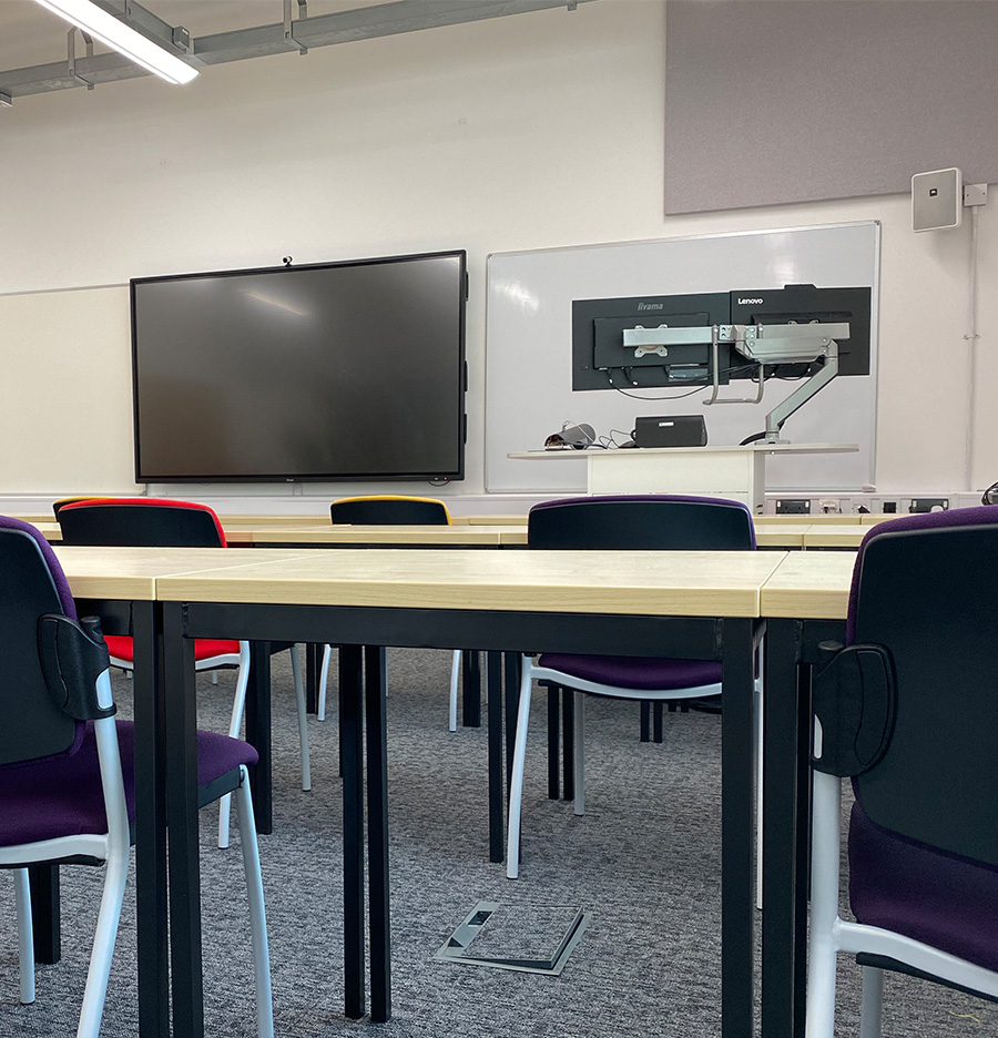 Hybrid AV Solutions For Socially-Distanced Seminars thumbnail